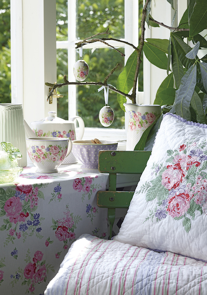 greengate spring 2019 rose qult