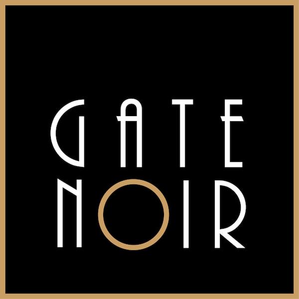 Gg GAte Noir logo